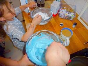 Let's Make A Cake!